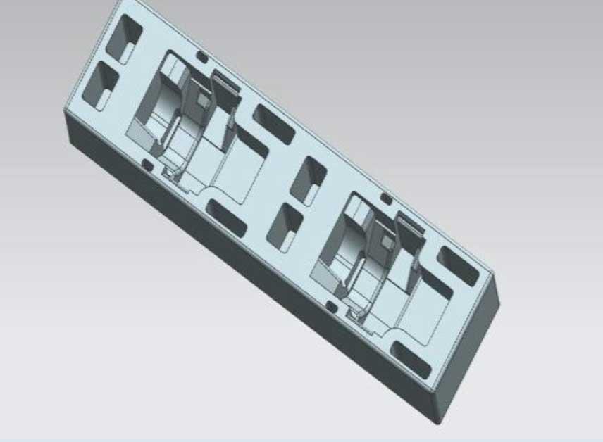 CAD system 2-D CNC cutters